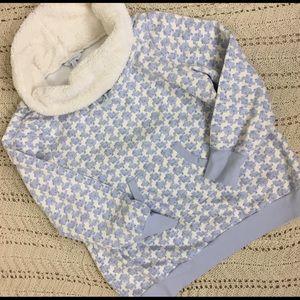 Pajamagram Snuggly Fleece Pullover.  Large